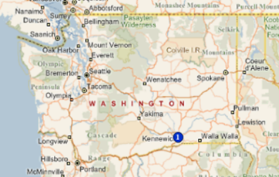 Washington State Map Go Northwest A Travel Guide WSDOT Digital - Map of washington cities